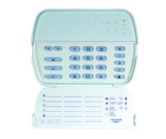 PK 5508 alarm keypad for DSC 1616 security panel