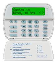 DSC RFK5500 keypad for 1832 alarm panel