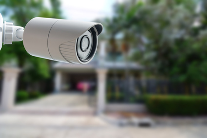 home security camera system in Katy